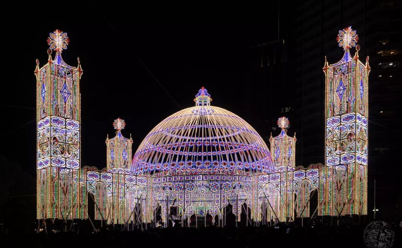 Japan (2019) – Kobe – Kōbe Luminarie (Lichterfest)