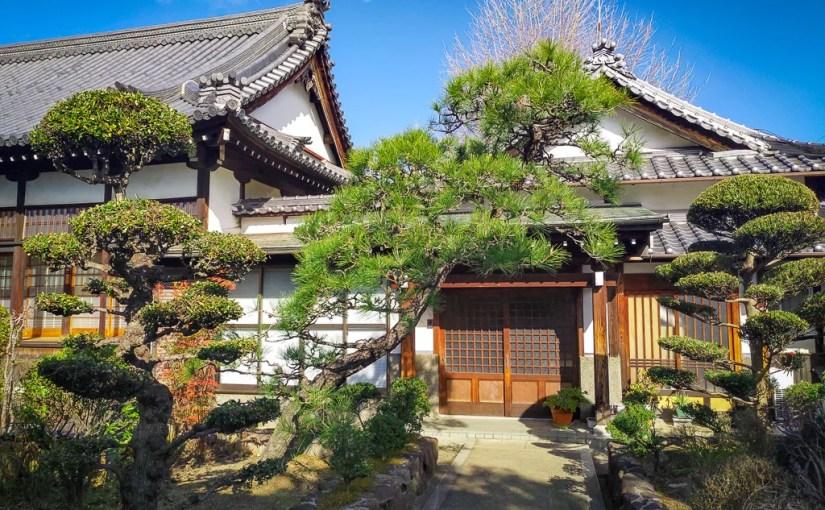 Japan (2020) –  Kagogawa – Jotokuji Tempel