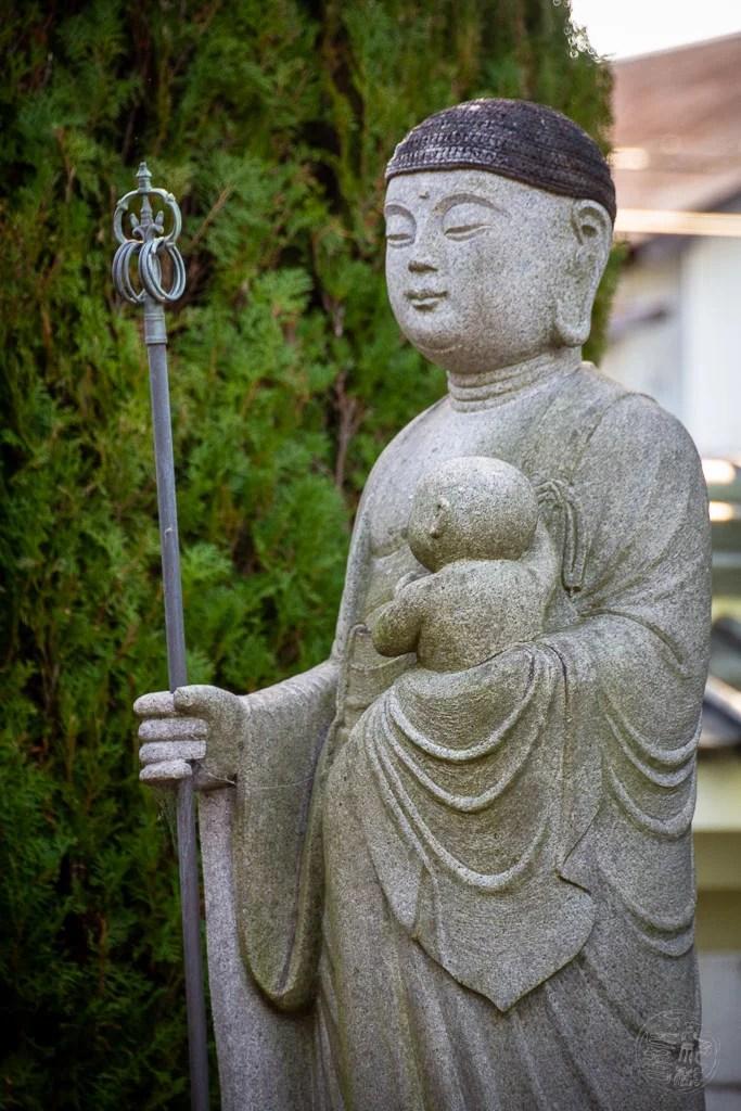 Japan (2020) - 060 Kagogawa Friedhof Jotokuji Tempel