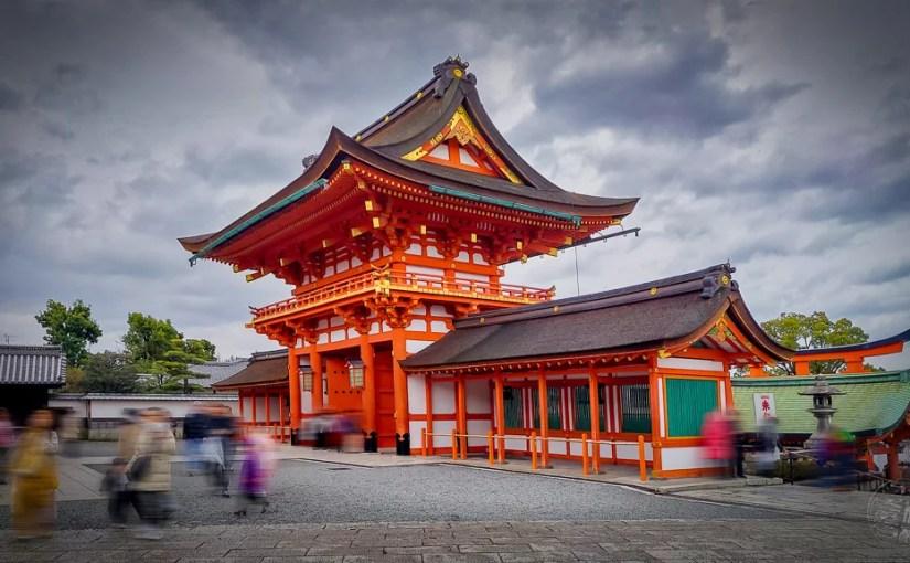 Japan (2020) – Kyoto – Fushimi Inari-Taisha Schrein – Abstieg