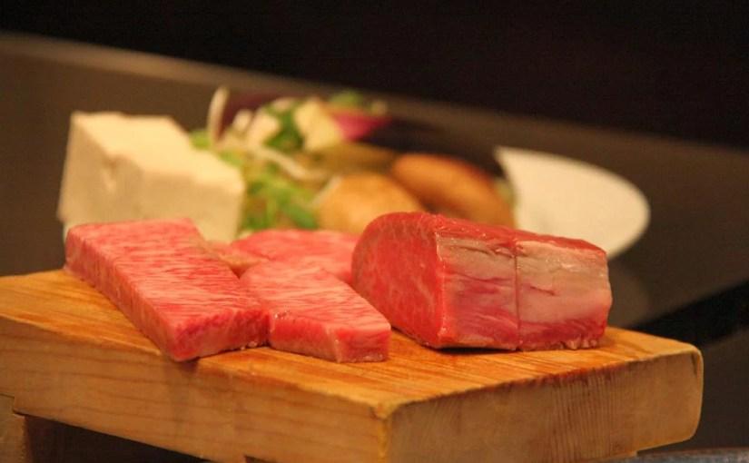 Japan – Essen – Kobe Beef