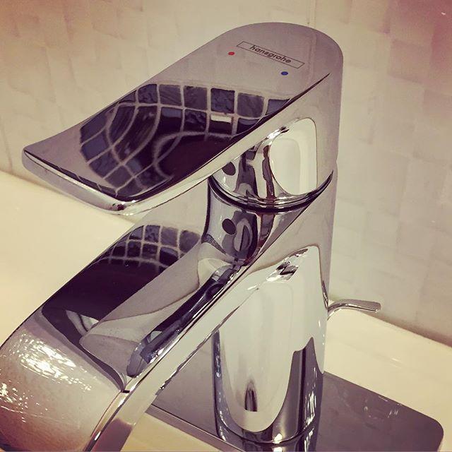 New faucet #hansgrohe #flatbushcottage #homeimprovement