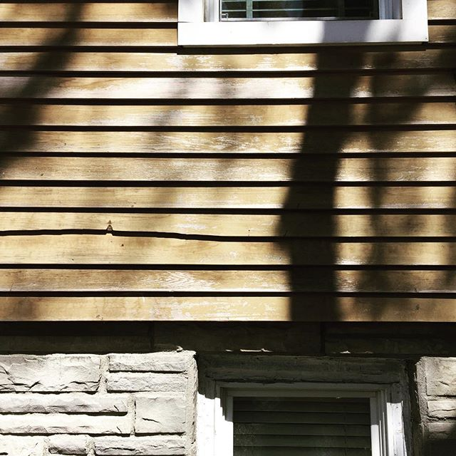 Siding envy #woodsiding #facade