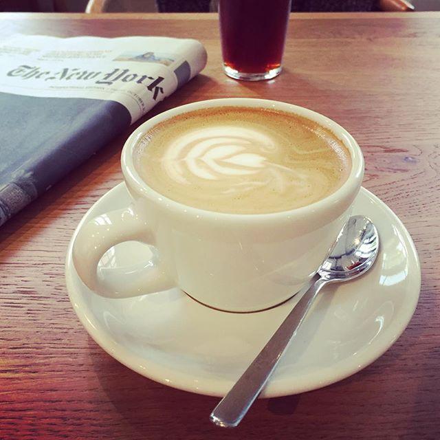 Good cup of Bonanza coffee #thirdwavecoffee #berlin
