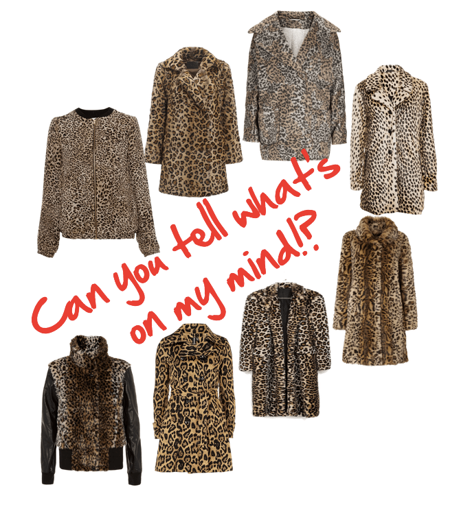 Fashion Fixation: Leopard Coat