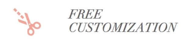 Free Customization at Fame & Partners