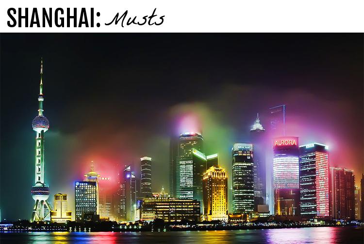 ShanghaiMusts