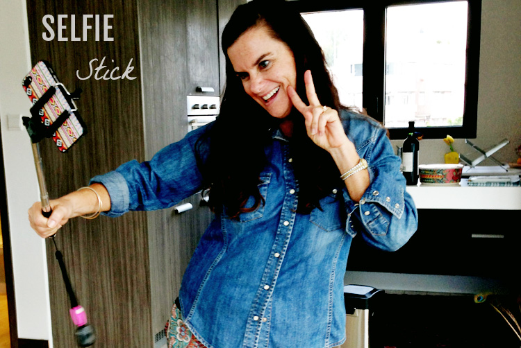 An Essay: The Selfie Stick Stigma