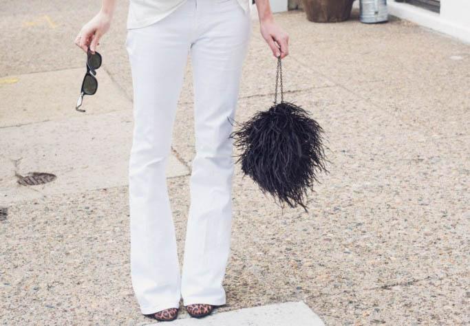 DIY Ostrich Bag 8