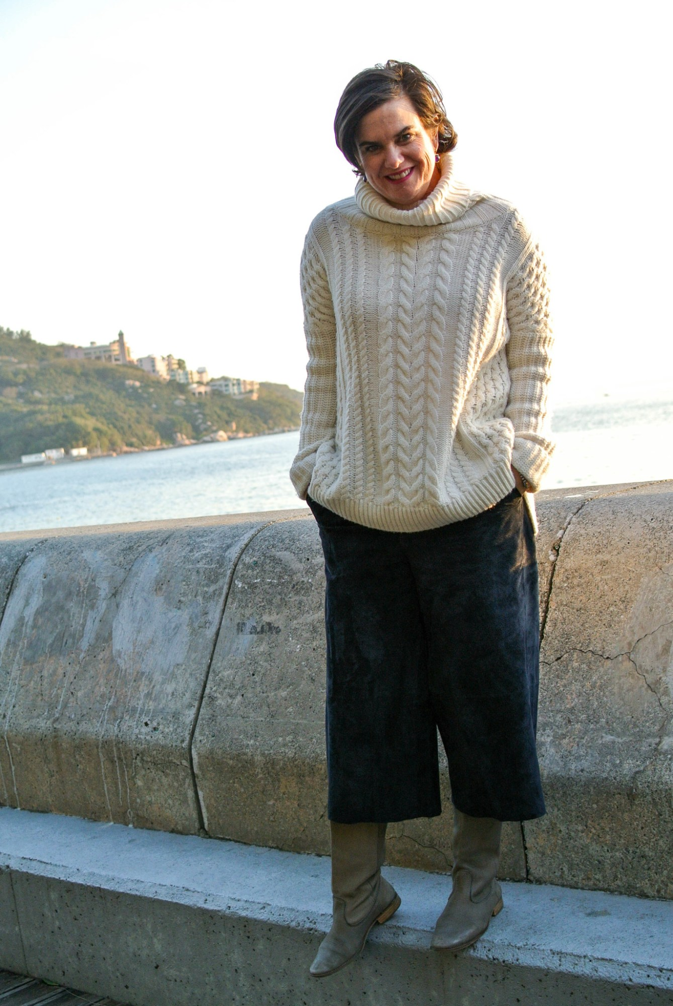 Fisherman Sweater 2
