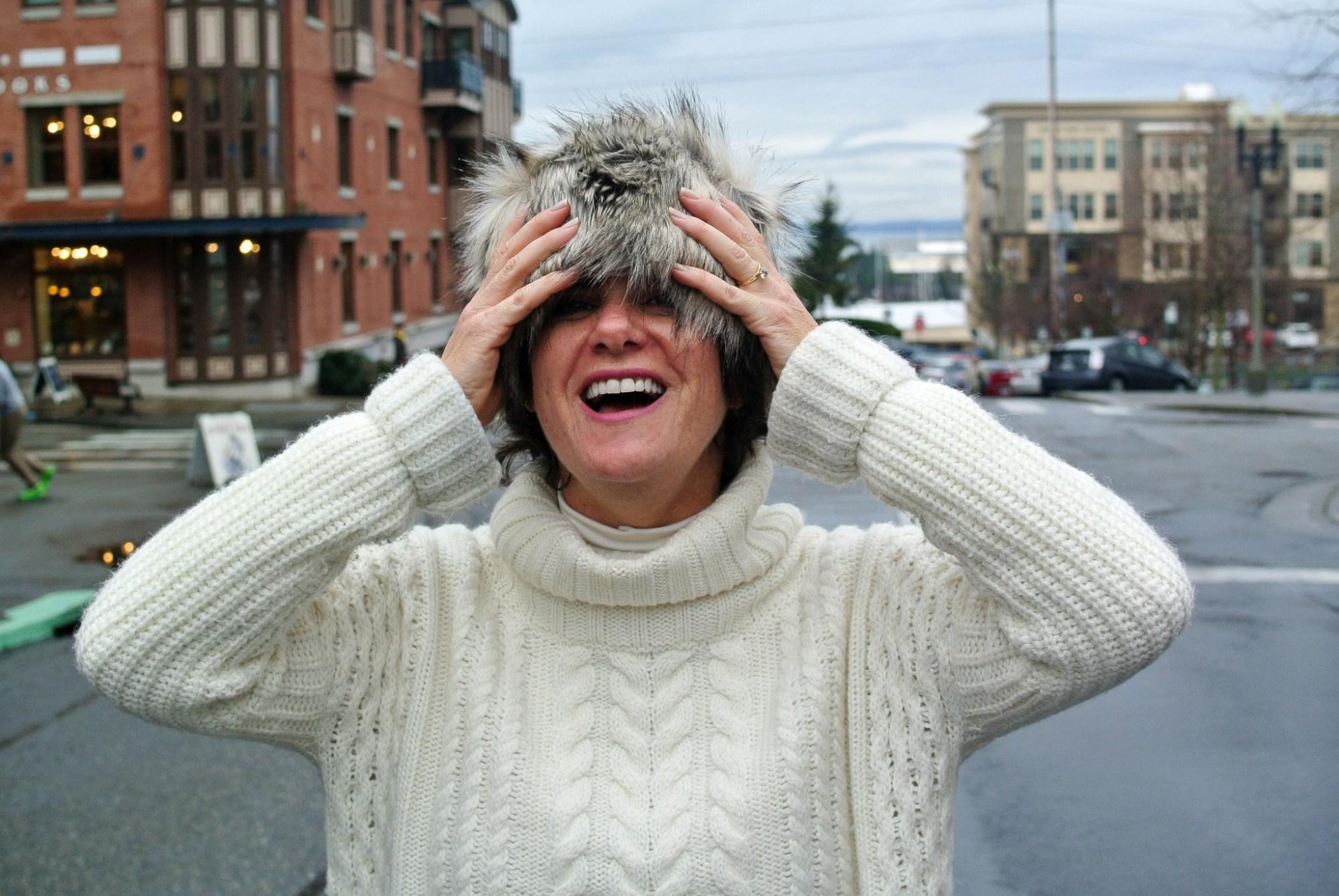 Fur Hat 4