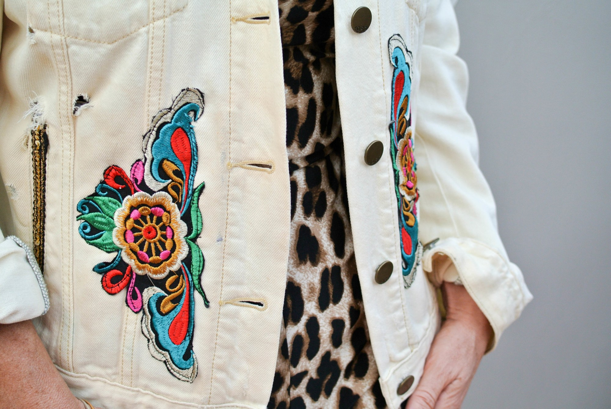 Embellish Jacket DIY 4