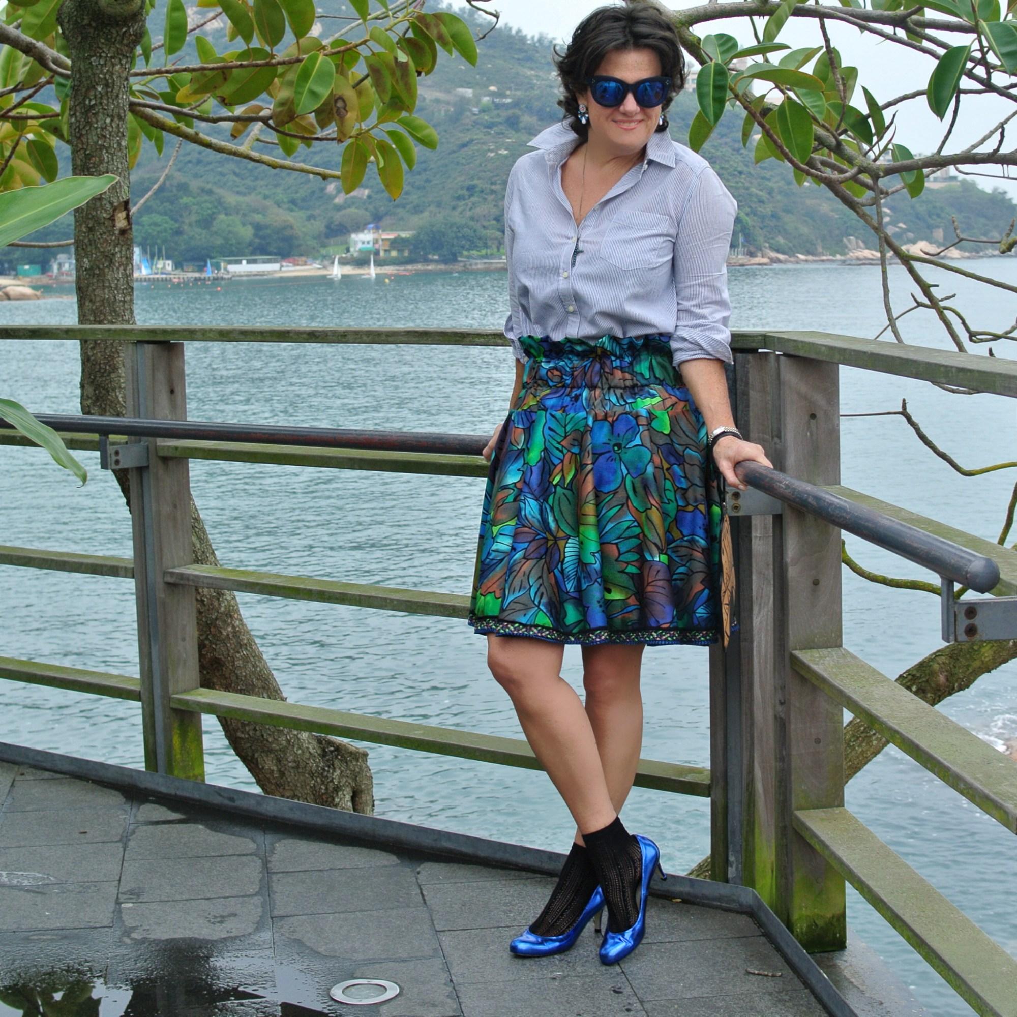 Floral Skirt 5