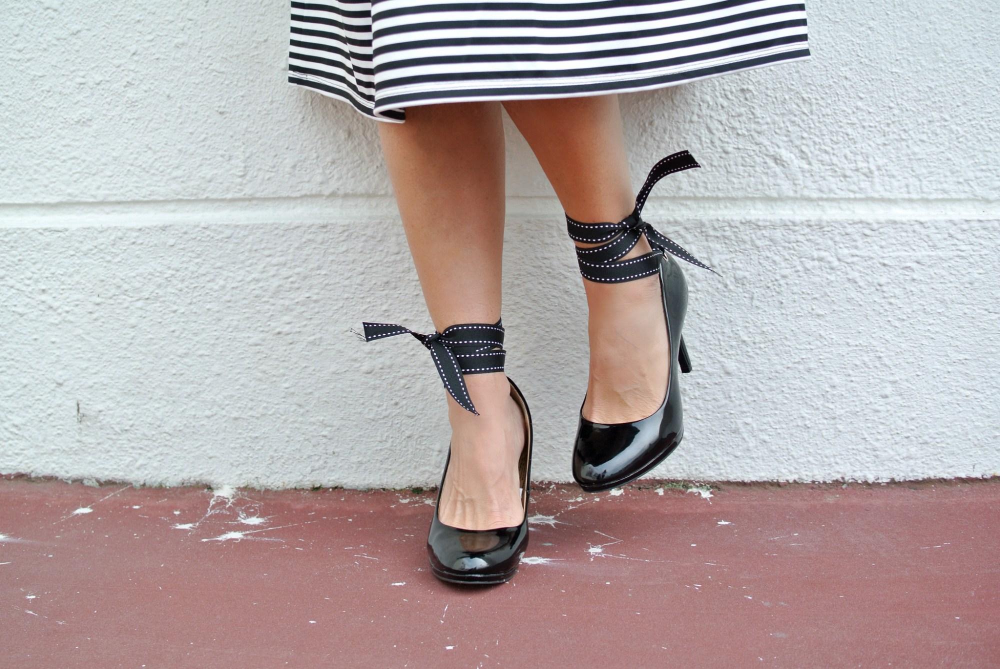 DIY Miu Miu Heels 10