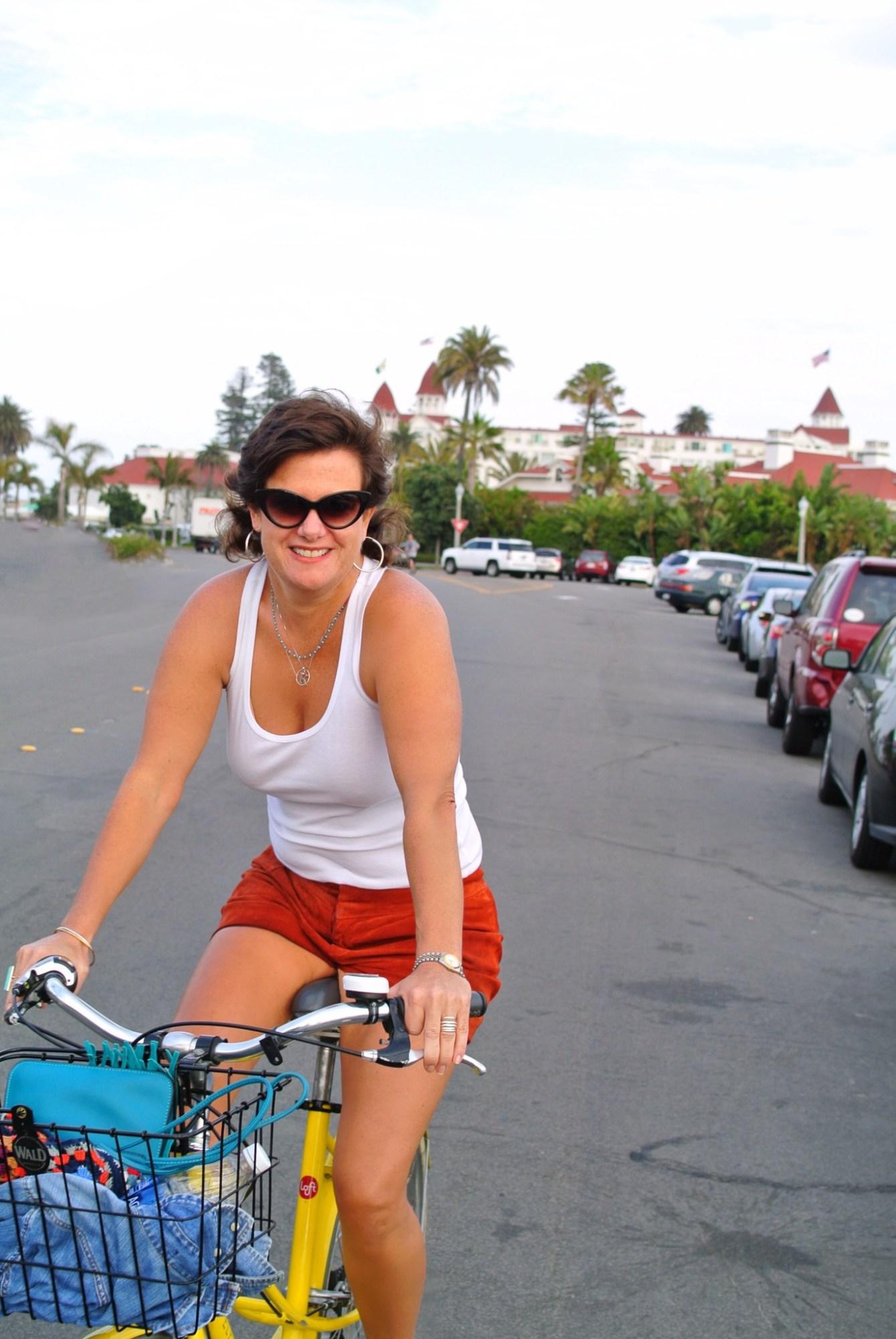 Biking in Coronado 10