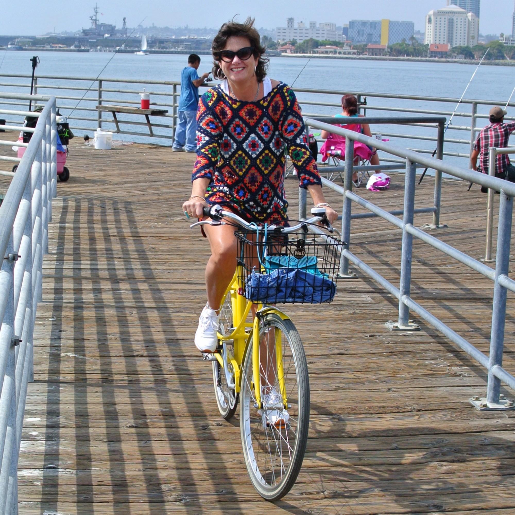 Biking in Coronado 8