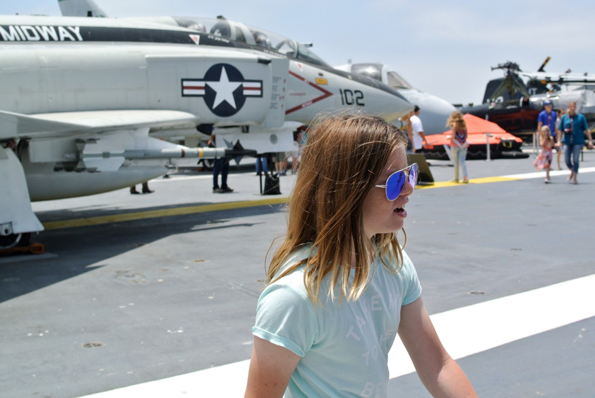 USS Midway 18
