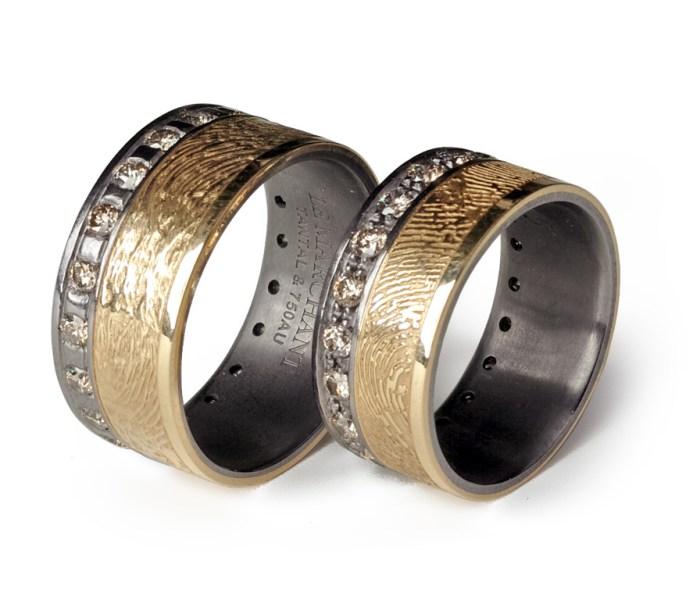 Salzburger Juwelierwaren KREMO kreativ modern Juwelier Salzburg Tantal Ringe Tantalum Trauringe sind einfach etwas Besonderes… 02