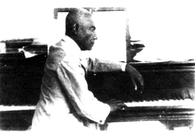 Ludovic Lamothe - The Black Chopin of Haiti