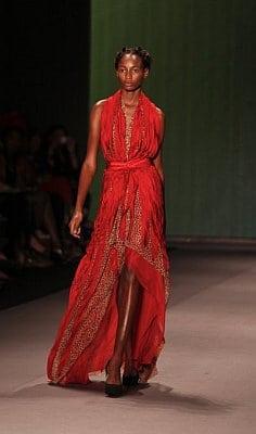 Fashion design in Madagascar
