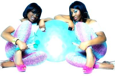 Muzik Lil Muzik (MLM) The London-based female duo promoting the Soca music scene.