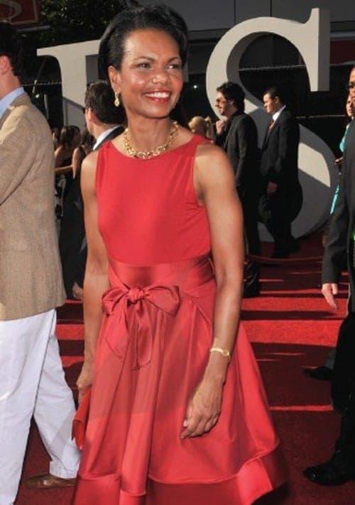 Condoleezza Rice at the 2009 ESPY Awards