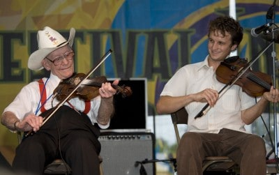 Luderin Darbone and Louis Michot, Festival International