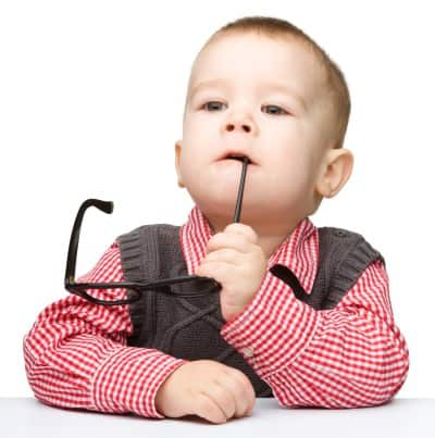 Children's Health - Does your toddler need glasses?