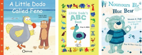 Priya's books