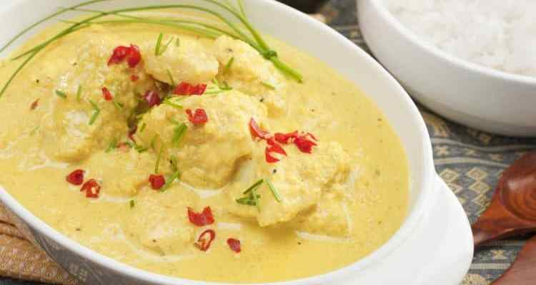 Seychelles Fish Curry