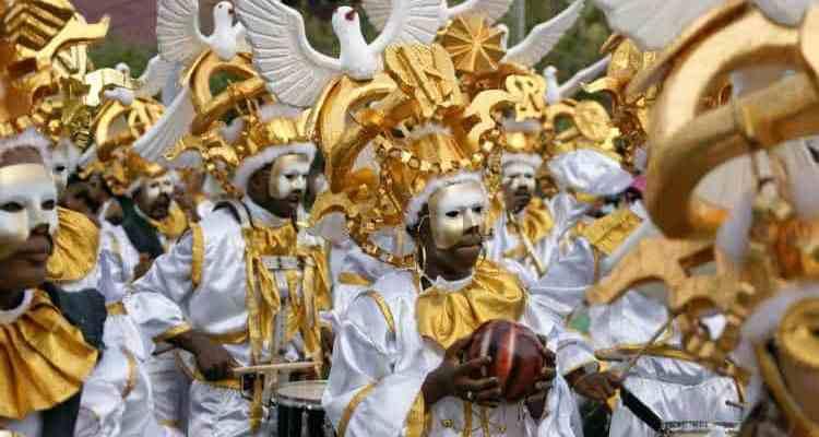 French Guiana Carnival