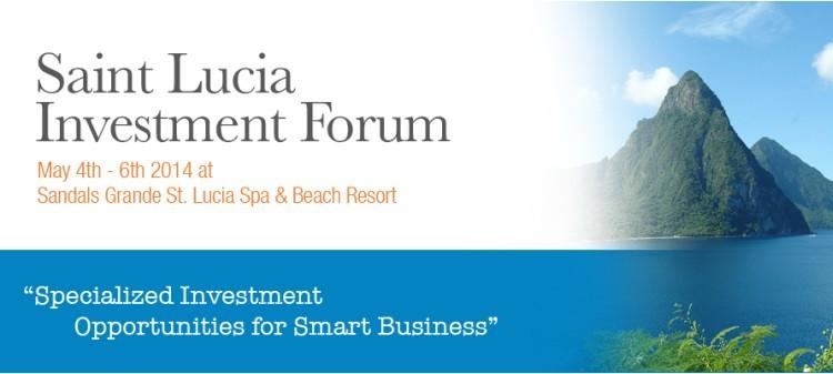 St Lucia Investment Forum