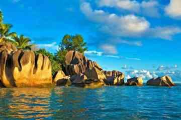 Seychelles, La Digue island 2