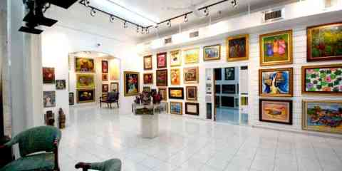 Galerie D'Art Nader