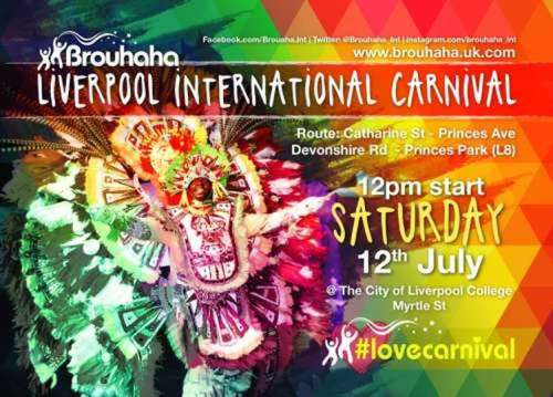 The 2014 Brouhaha International Carnival is back