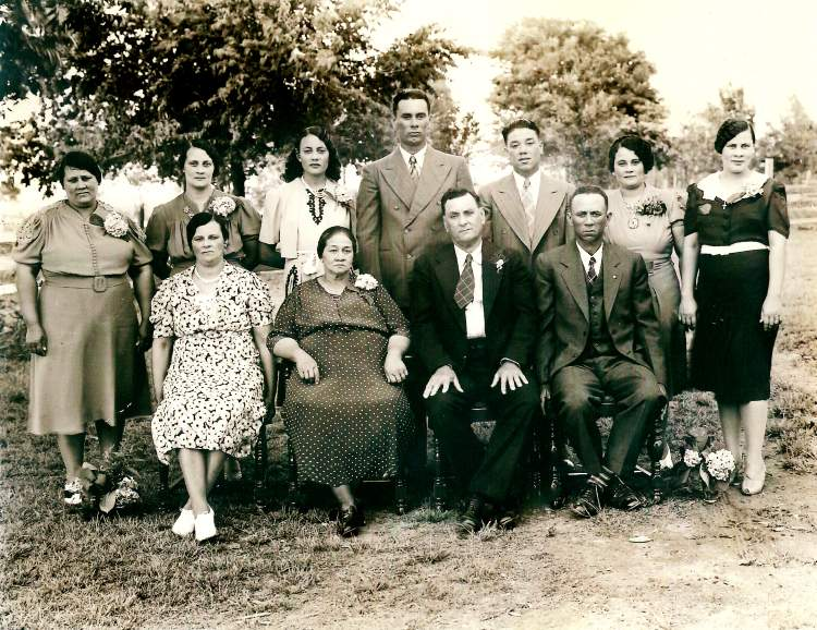 Adonis Vallot Family