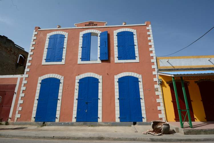 Town of Jacmel has historic buildings dating from the early nineteenth century; the town has been tentatively accepted as a World Heritage site.
