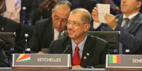 President James Michel has called on the US government to develop a stronger relationship with the African islands