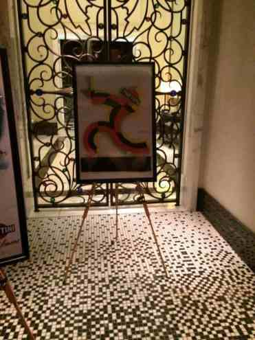 Martini Drinks, Art of Aperitif event at The Langham in London