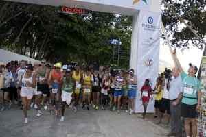 2015 Seychelles Eco-Friendly Marathon