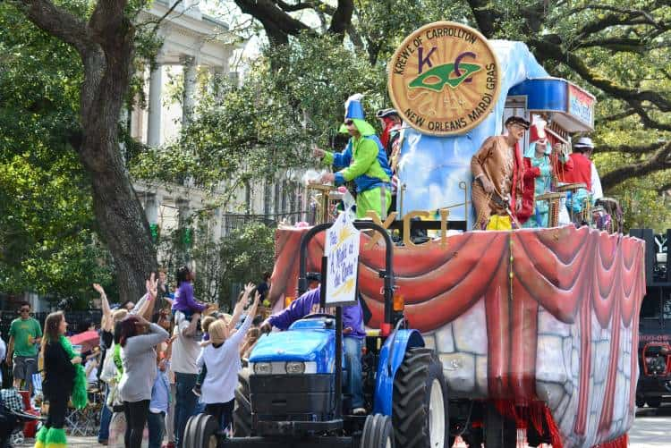 New Orleans Carnival