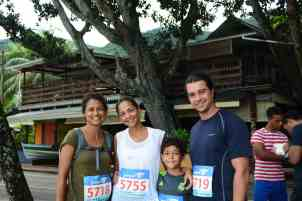 Seychelles Eco Friendly Marathon 2016