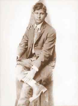 Great Grandfather Alex T-Lec