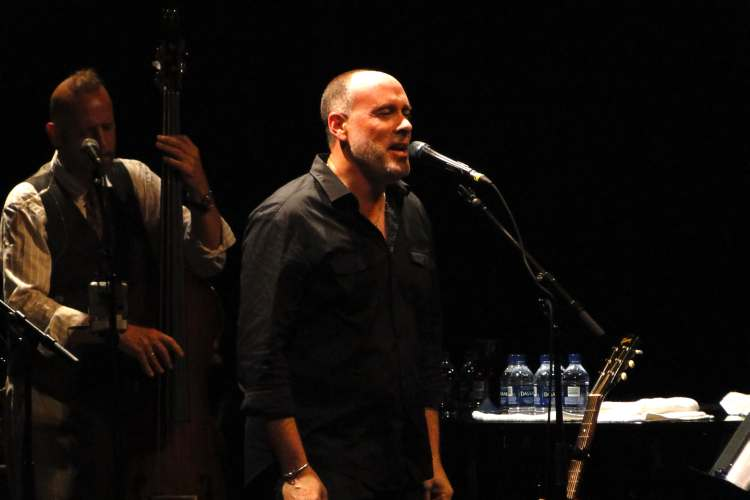 Marc Cohn performs at the Ottawa Bluesfest