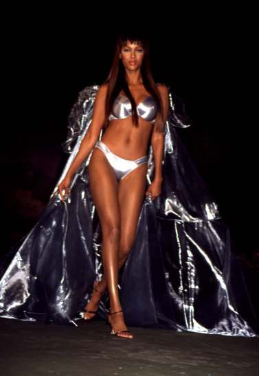 Tyra Banks at Victoria's Secret 5th Annual Spring Fashion Show