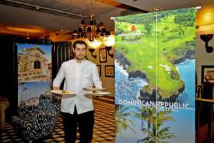 A taste of the Dominican Republic in London