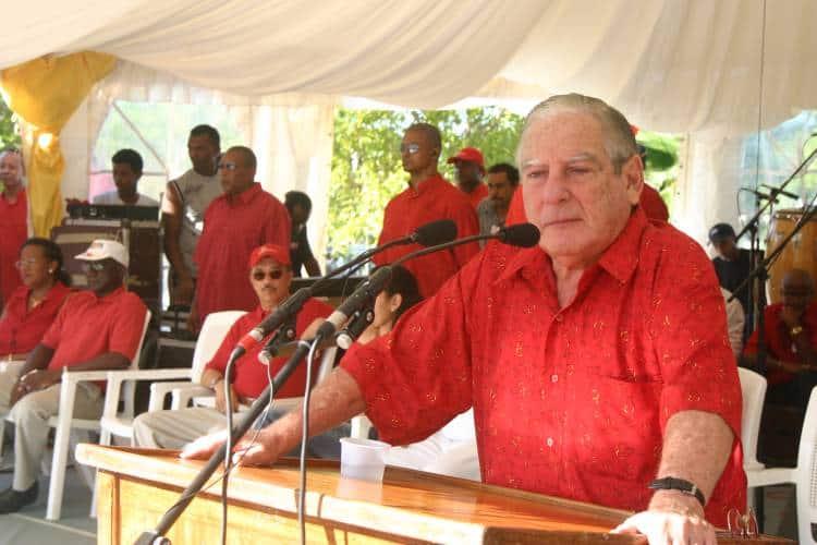 France-Albert René: Former President of Seychelles