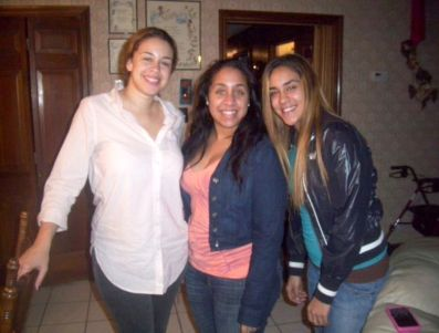 Kara, KELLI, and Kaylin