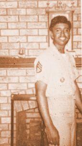 Staff Sgt. Wilbert J. Richard. 1975