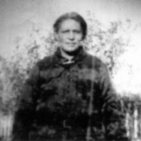 Great grandmother Armina Richard